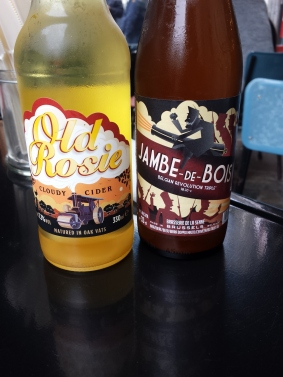 Bia Mara has a great beer and cider selection for your fish and chips