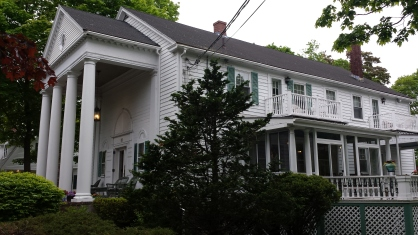 Amazing Georgian home. The oldest house in Bar Harbor.