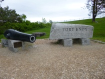 Yep! Fort Knox. Did you know there were two?